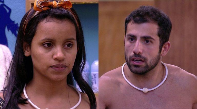 BBB18:Kaysar perde favoritismo para Gleici e sister se aproxima do prêmio