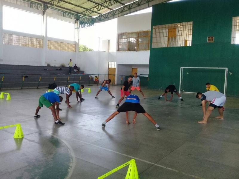 Secretaria de Cultura, Esporte e Lazer e Igreja do Nazareno promovem projeto social esportivo