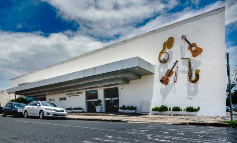 Você conhece o Palácio da Música de Teresina?