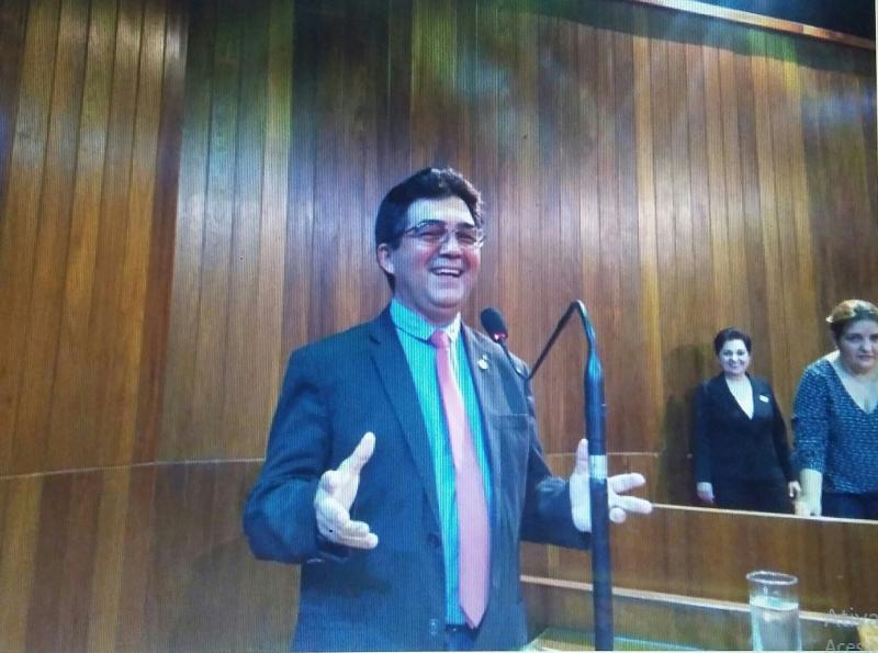 Francisco Limma (PT) presta contas dos três anos de gestão à frente da SDR