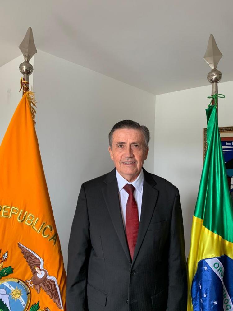 Embaixador do Equador fala sobre as eleições e relações comerciais