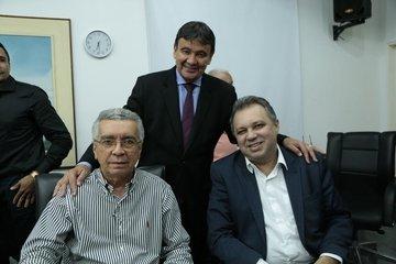 Florentino Neto passa por cirurgia e Telmo Mesquita assume secretaria