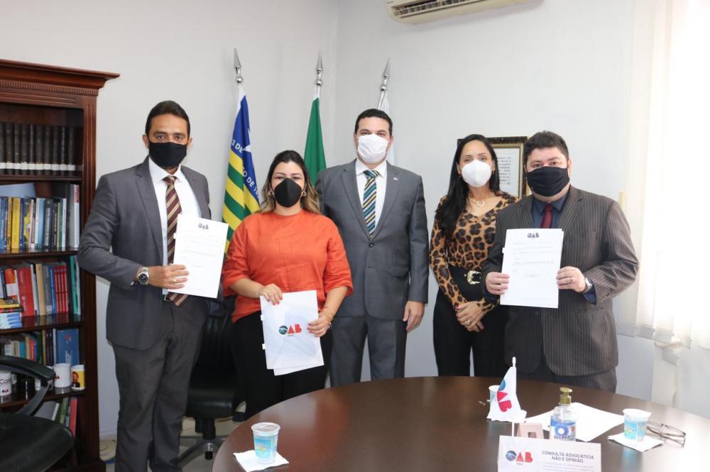 Comissão de Promoção da Cidadania - OAB-PI
