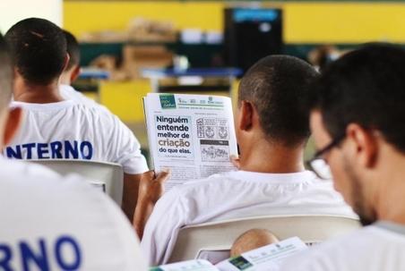 Foto: Divulgação Sejus