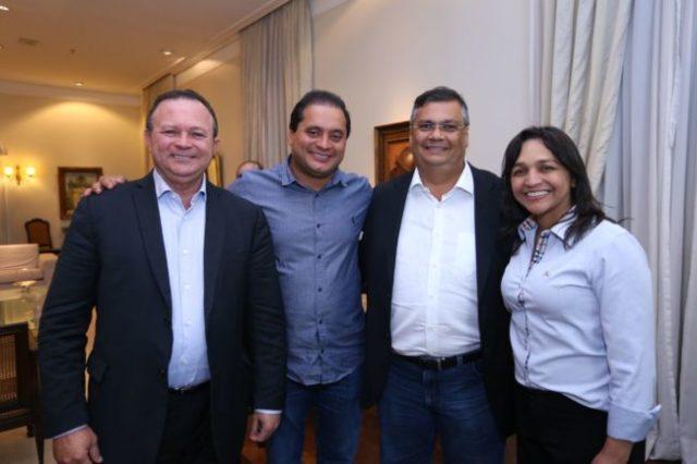Flávio Dino escolhe Eliziane Gama como candidata ao Senado e confirma Brandão vice