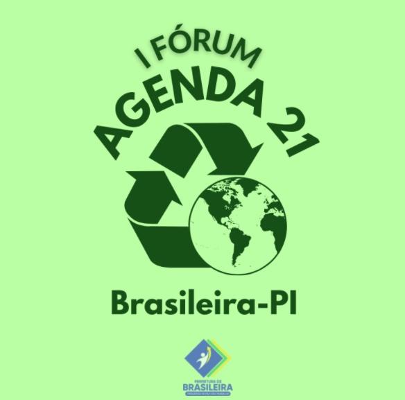 Brasileira realizará I Fórum de Agenda 21 na sexta-feira (30)