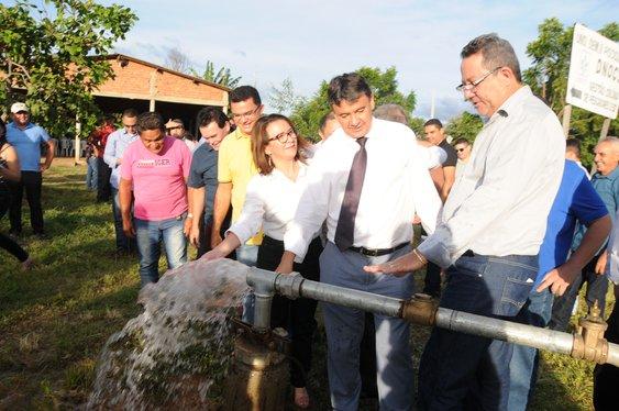 Governo constrói 12 poços para melhorar abastecimento no Piauí