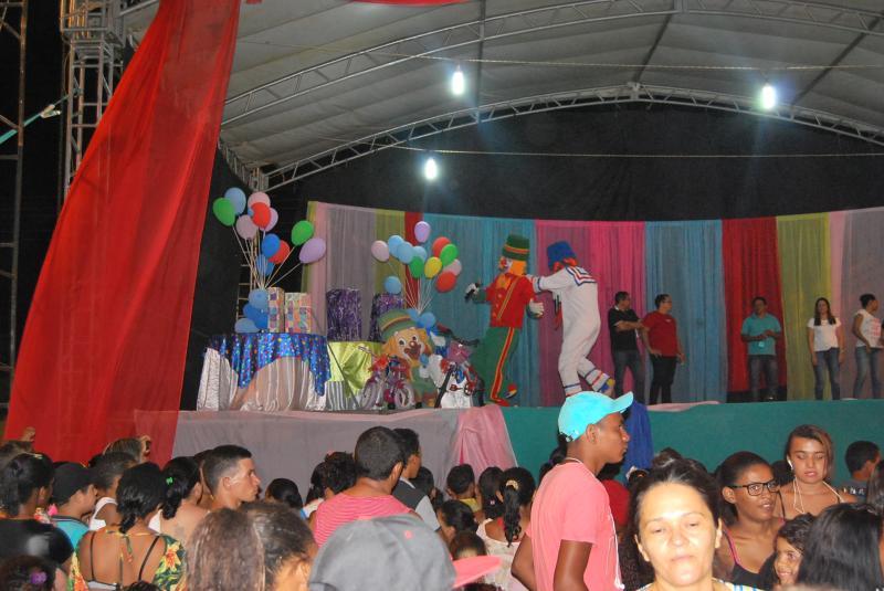 Prefeito Dr.Wagner Coelho realiza atividades em comemoração ao Dia da Criança em Uruçuí