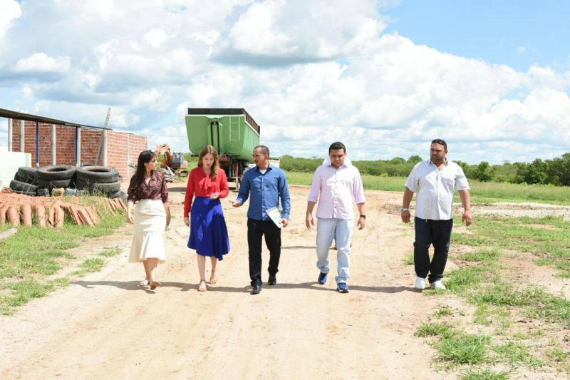 Gestão municipal visita modelo inovador de aterro sanitário no Ceará