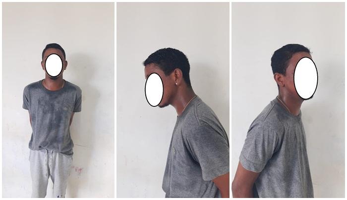 N.S.C foi preso em casa, mas seu parceiro GORDINHO ainda encontra-se foragido