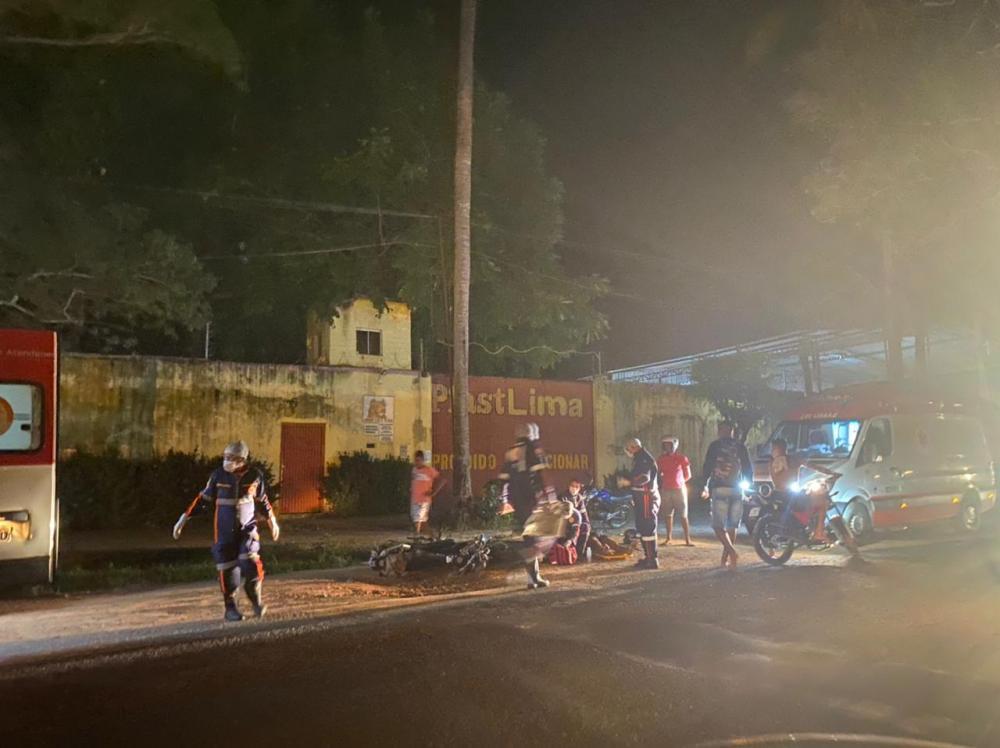 Homem morre em grave acidente na zona sul de Teresina