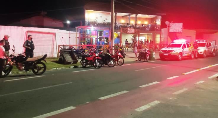 Estabelecimentos são fechados por descumprimento de decreto em Campo Maior