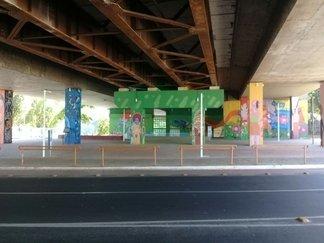 Trânsito embaixo da ponte JK será interditado neste sábado