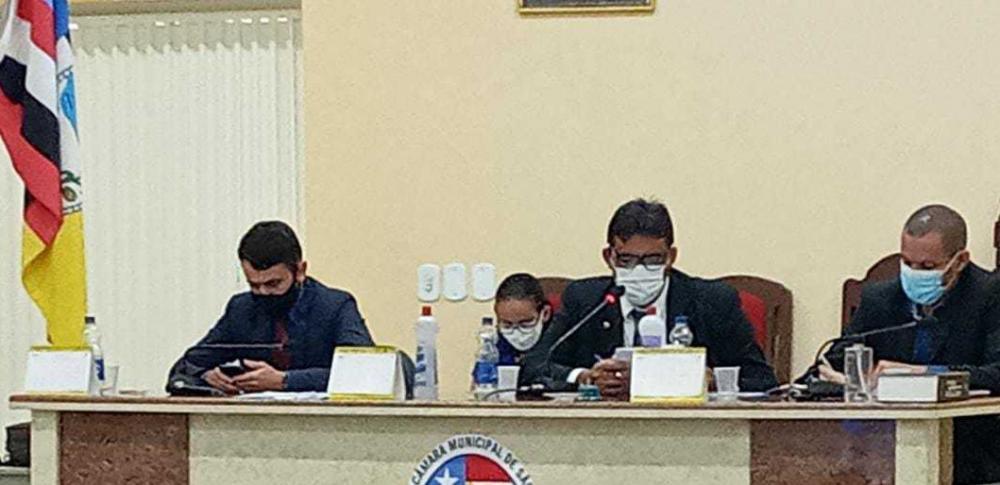 Apresentada as indicações e projetos de leis na 13° sessão de vereadores