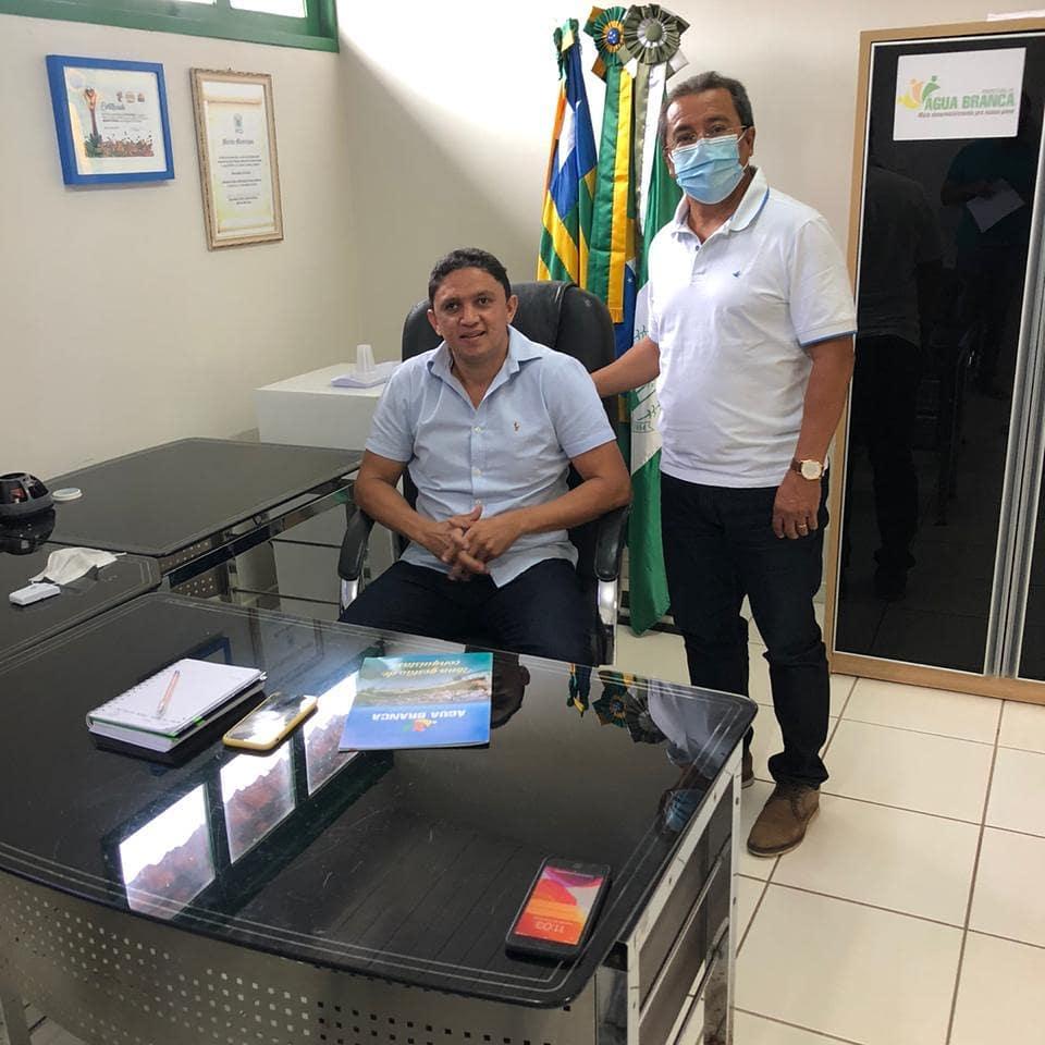 TCE/PI aprova as contas da administração Jonas Moura