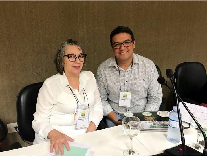 Secretário participa de congresso brasileiro sobre nutrição em Brasília