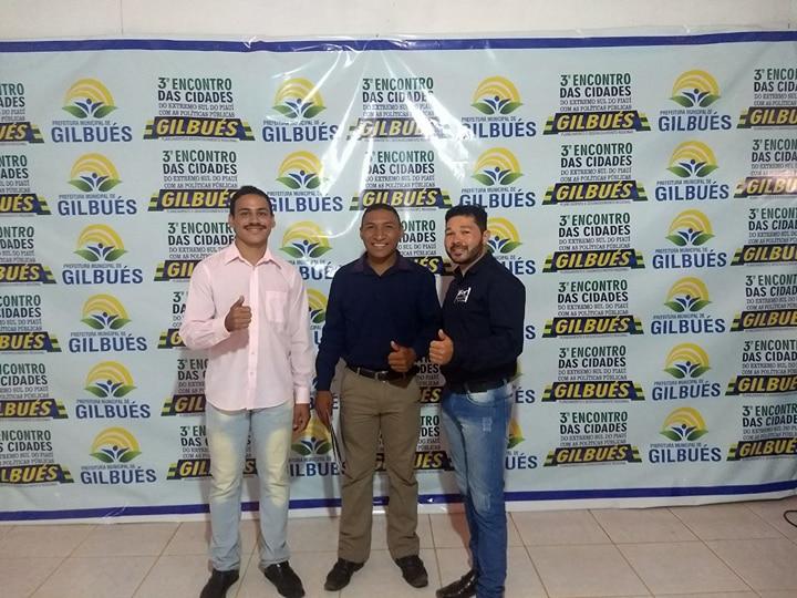 Vereador Henrique Guerra (PTC), participa do 3° Encontro das cidades do Extremo Sul do Piauí