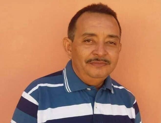 Capitão de Campos: professor Antonio Luis é mais uma vítima da COVID-19
