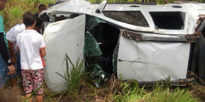 Presidente de câmara municipal do Piauí sofre acidente de carro