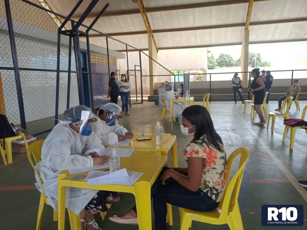 Prefeitura Municipal de Landri Sales realiza Busca Ativa a Covid 19