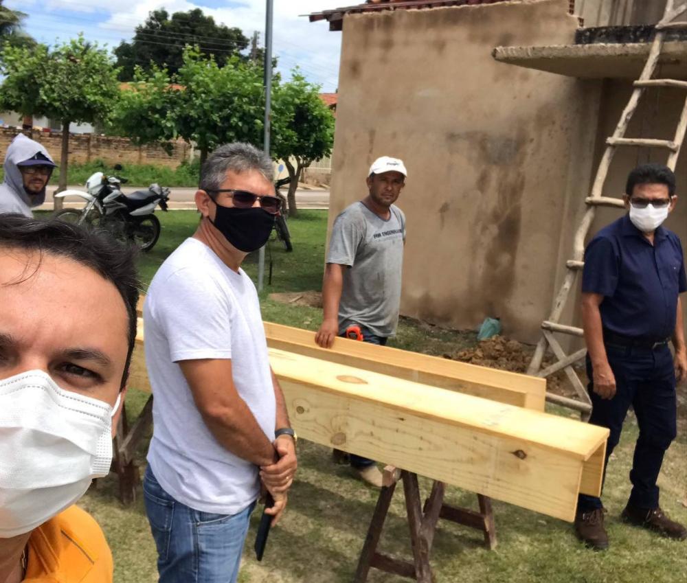 Prefeitura de Capitão de Campos continua com obras nas comunidades
