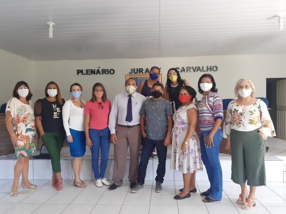 Prefeitura Municipal de Gilbués promove capacitação para educadores