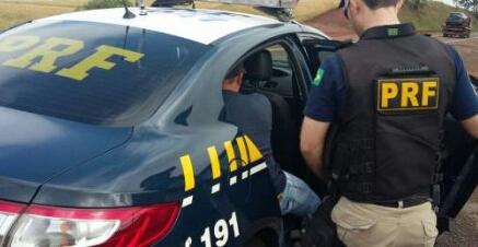 Homem é preso por tentativa de homicídio na BR 316