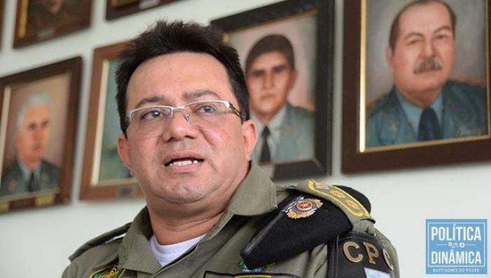 Ex-comandante da PM em Oeiras, Coronel Wagner Torres confirma pré-candidatura a deputado federal