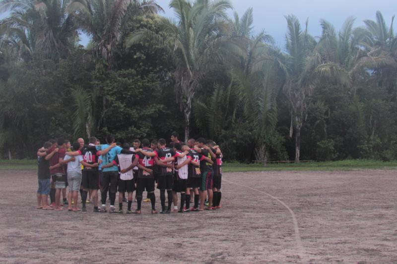 LDU goleia o The Boys na estreia da Copa Taça Festival Cultural 2018 e assume a liderança