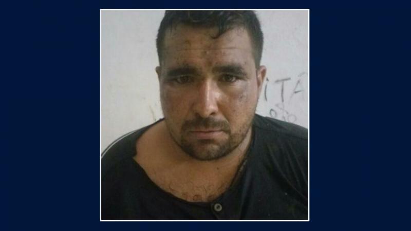 Fugitivo do sistema prisional com mandado de prisão por tráfico de drogas é preso no Maranhão