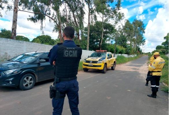 GCM/Timon e DMTRANS recuperam carro roubado em THE