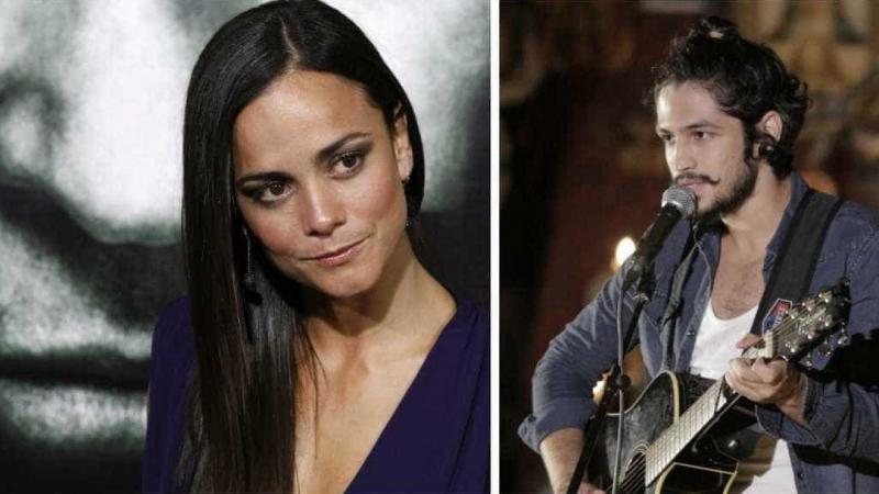 Alice Braga e Gabriel Leone viverão Eduardo e Mônica no cinema