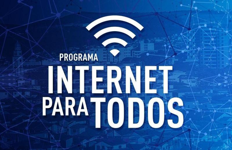 Campo Maior faz adesão ao Programa Internet para todos