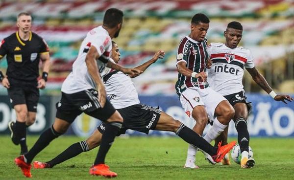 Foto: Lucas Merçon - Fluminense FC/Divulgação