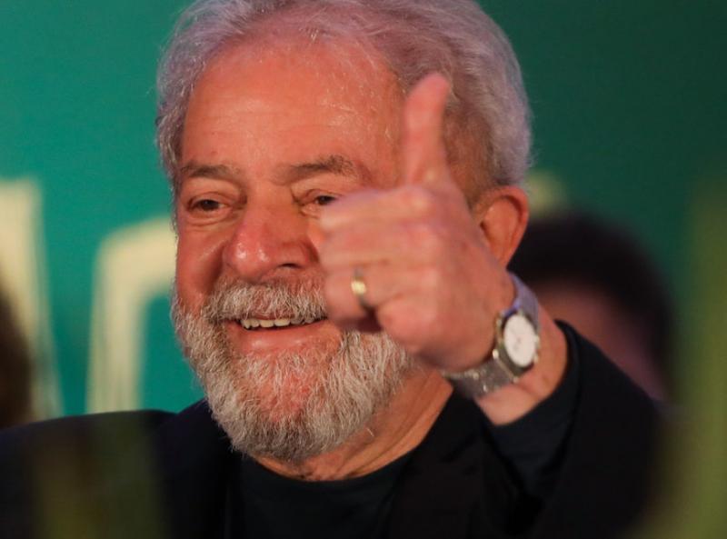 Instituto Amostragem: Lula lidera intenções de voto no Piauí