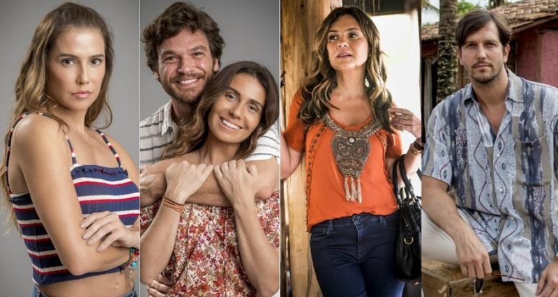 Globo divulga chamada da próxima novela das nove