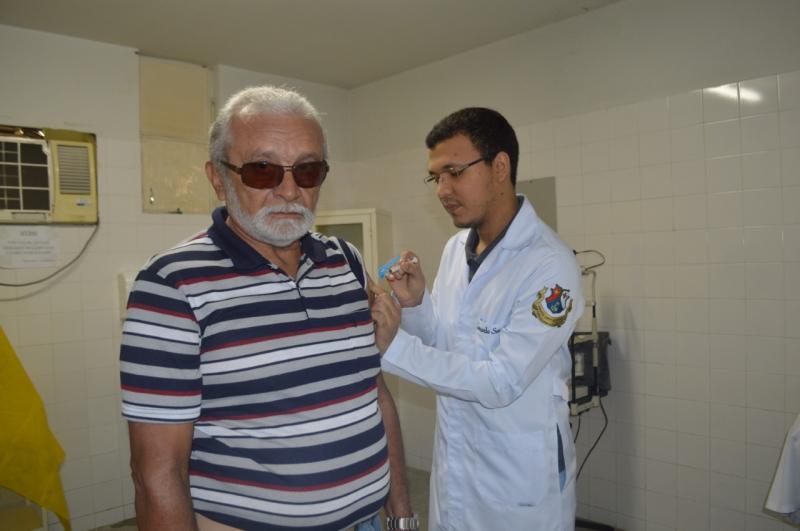 Veja a lista de postos de vacinação contra a gripe em Teresina