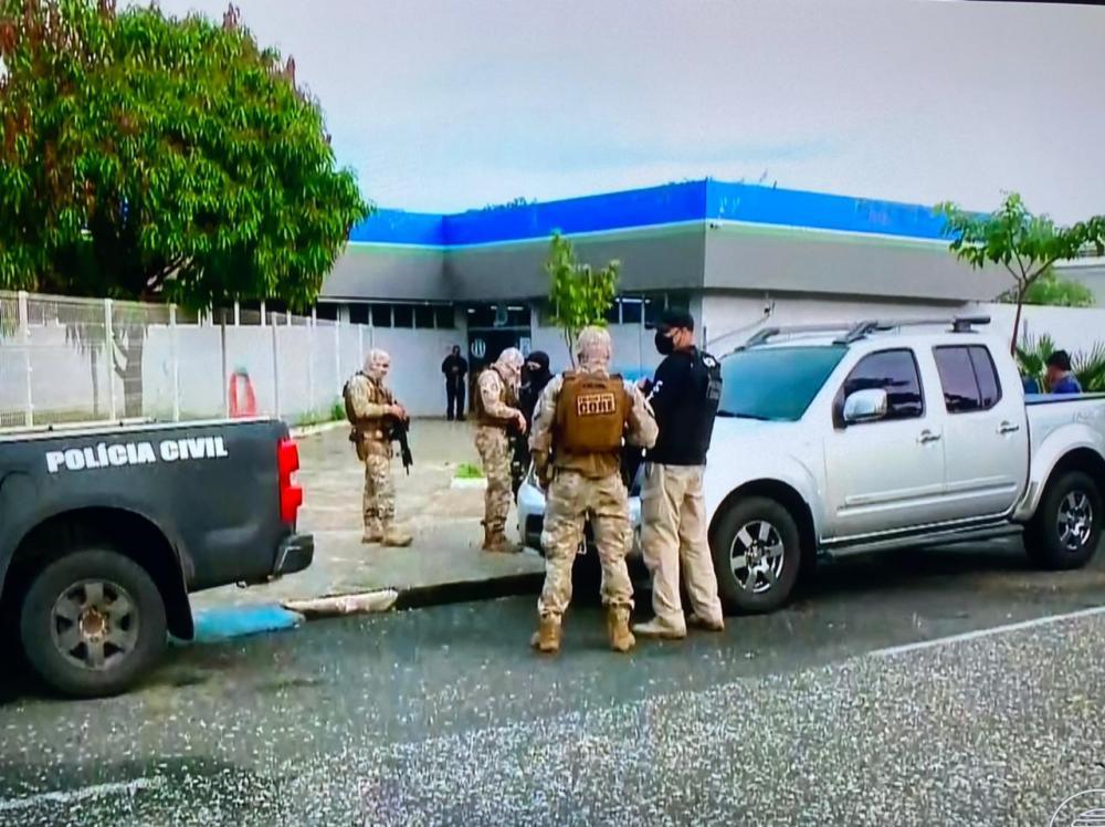 Operação da Polícia Civil do Piauí