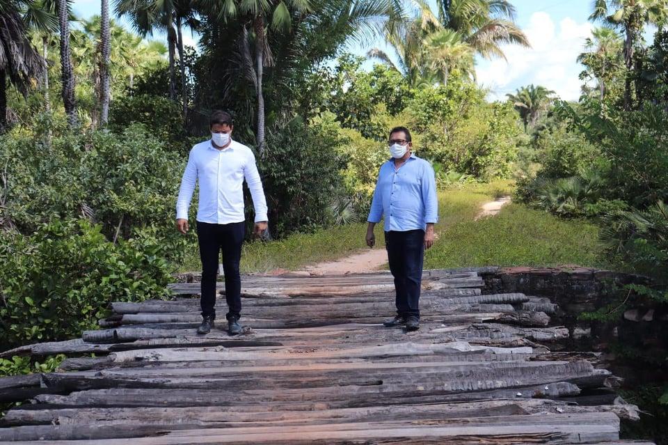 Ponte da localidade Riacho dos Matos será construída