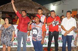 Caravana Lula livre passa por Prata do Piauí