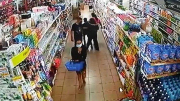 Bombeiro é flagrado assediando adolescente em mercado e acaba preso