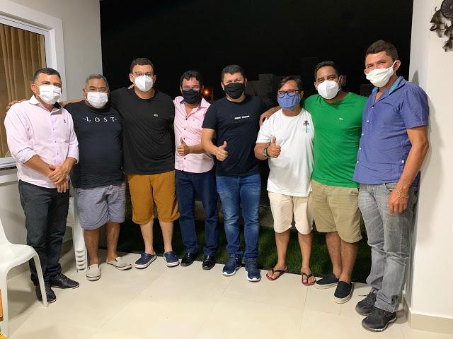 Parnaíba | Rubens Vieira trata de articulações para a atuação do Pro Piauí