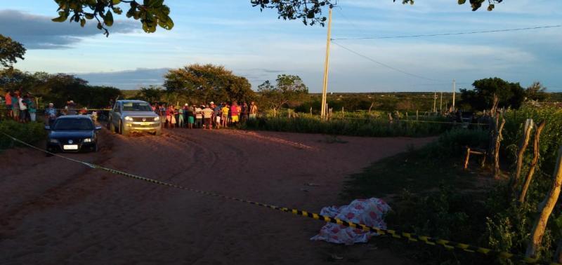 Homem é executado a tiros no interior do Piauí