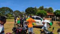 Homem é amarrado por populares após praticar assalto em Morro do Chapéu
