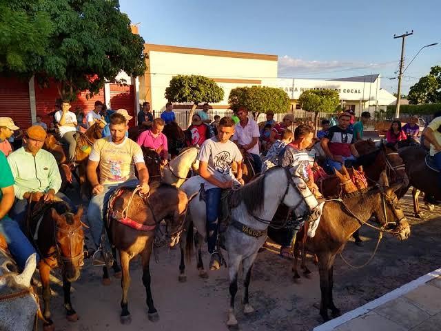 11 de junho feriado municipal em Morro Cabeça no Tempo dia do vaqueiro