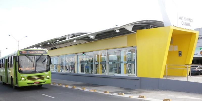 Fiscalização começa a funcionar nos corredores de ônibus em Teresina