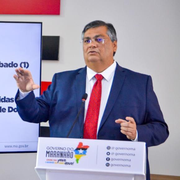 Flavio Dino - governador do Maranhão - CCOM