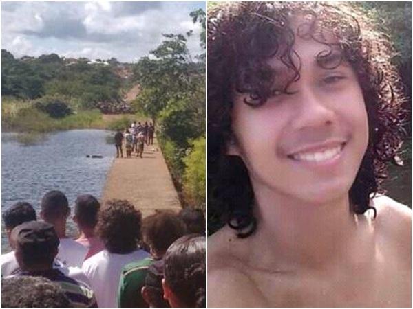 Corpo de adolescente é encontrado boiando em barragem no Piauí
