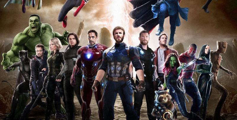 'Vingadores: Guerra Infinita' estreia nesta quinta-feira