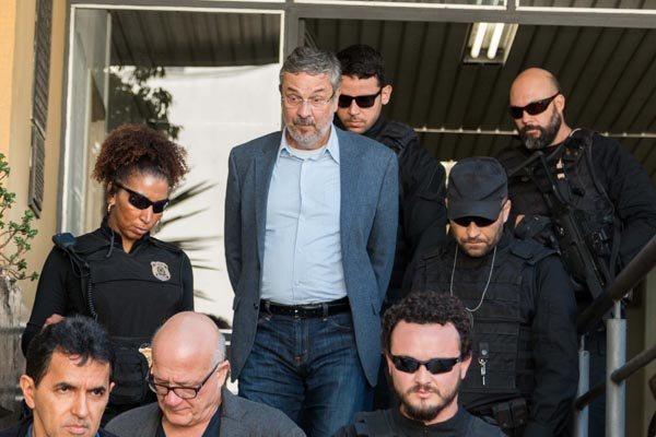 Palocci fecha acordo de delação premiada com a Polícia Federal